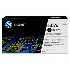 HP CE400A fekete toner (507A)