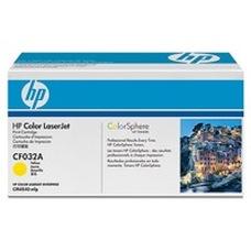 HP CF032A sárga toner (646A)