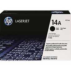 HP CF214A fekete toner (14A)
