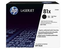 HP CF281X nagy kapacitású fekete toner (81X)