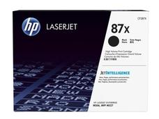 HP CF287X nagy kapacitású fekete toner (87X)