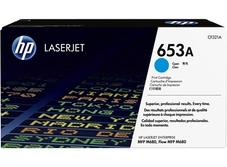 HP CF321A ciánkék toner (653A)