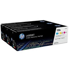 HP CF371AM színes kit (128A cián, magenta, sárga)