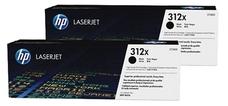 HP CF380XD dupla nagy kapacitású fekete toner (2db 312X)
