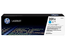 HP CF401X nagy kapacitású ciánkék toner (201X)