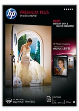HP CR672A Premium Plus fotópapír, fényes, A4, 20 lap, 300g/m