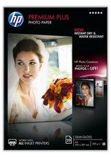 HP CR673A Premium Plus fotópapír, félfényes, A4, 20 lap, 300