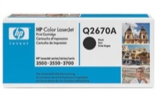 HP Q2670A fekete toner (308A)
