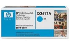 HP Q2671A ciánkék toner (309A)