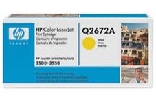 HP Q2672A sárga toner (309A)
