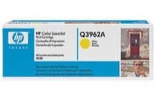 HP Q3962A sárga toner (122A)