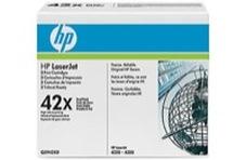 HP Q5942XD dupla nagy kapacitású fekete toner (2db 42X)