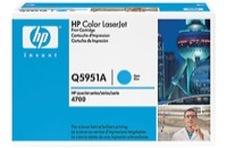 HP Q5951A ciánkék toner (643A)