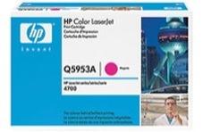 HP Q5953A magenta toner (643A)