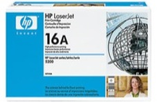 HP Q7516A fekete toner (16A)