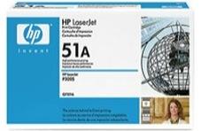 HP Q7551A fekete toner (51A)