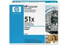 HP Q7551X nagy kapacitású fekete toner (51X)