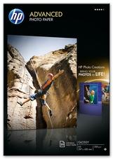 HP Q8697A fényes fotópapír, A3, 20 lap, 250g/m2