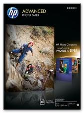 HP Q8698A fényes, A4, 50 lap, 250g/m2, fotópapír