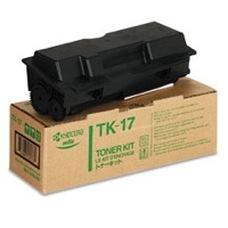 Kyocera TK-17 fekete toner