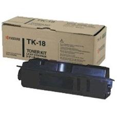 Kyocera TK-18 fekete toner