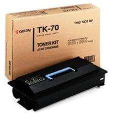 Kyocera TK-70 fekete toner