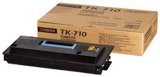 Kyocera TK-710 fekete toner
