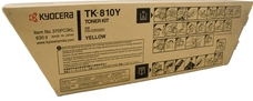 Kyocera TK-810Y sárga toner