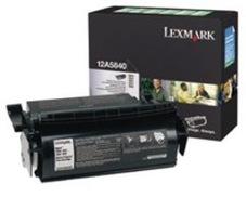 Lexmark 12A5840 fekete toner