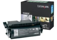 Lexmark 12A6830 fekete toner