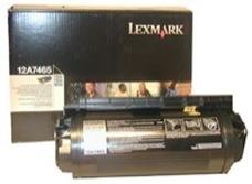 Lexmark 12A7460 fekete toner