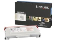 Lexmark 20K0503 fekete toner