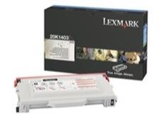 Lexmark 20K1403 fekete toner