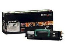 Lexmark 34016HE fekete toner