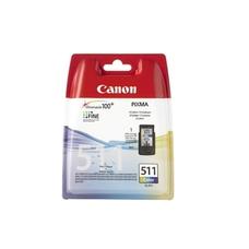 Eredeti Canon CL-511 színes patron