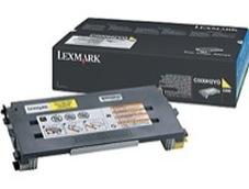 Lexmark C500H2YG sárga toner