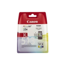 Eredeti Canon CL-513 színes patron