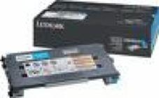 Lexmark C500S2CG ciánkék toner