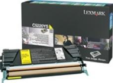 Lexmark C5220YS sárga toner