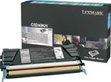 Lexmark C5240KH fekete toner