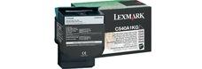 Lexmark C540A1KG fekete toner