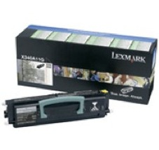 Lexmark X340A11G fekete toner