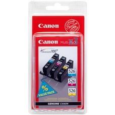 Eredeti Canon CLI-526 multipack (CMY)