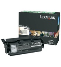 Lexmark X654X11E fekete toner