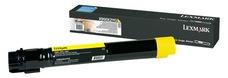 Lexmark X950X2YG sárga toner