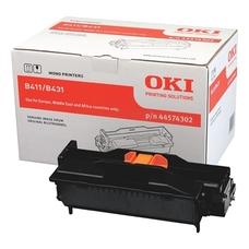OKI 44574302 fekete dob