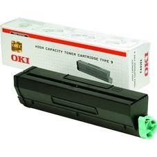 OKI 01101202 nagy kapacitású fekete toner