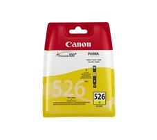 Eredeti Canon CLI-526Y sárga patron