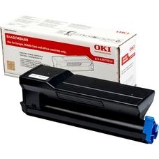 OKI 43979216 extra nagy kapacitású fekete toner