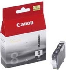 Eredeti Canon CLI-8BK fekete patron